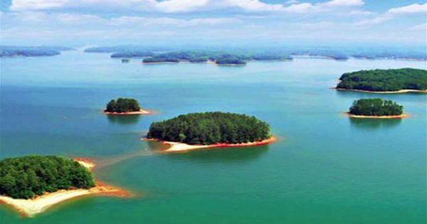 Lake Lanier Big Rig Project Mhrig Lake Vacation Spots Visit Georgia