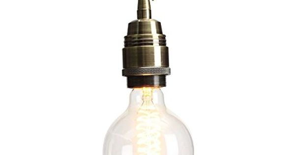 kingso e27 edison lampenfassung pendelleuchte h ngelampe halter diy lampe zubeh r im vintage. Black Bedroom Furniture Sets. Home Design Ideas