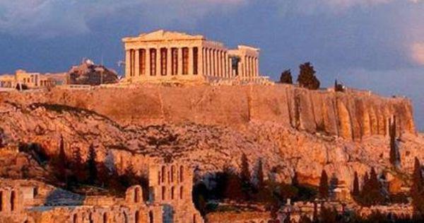 Athens Acropolis.