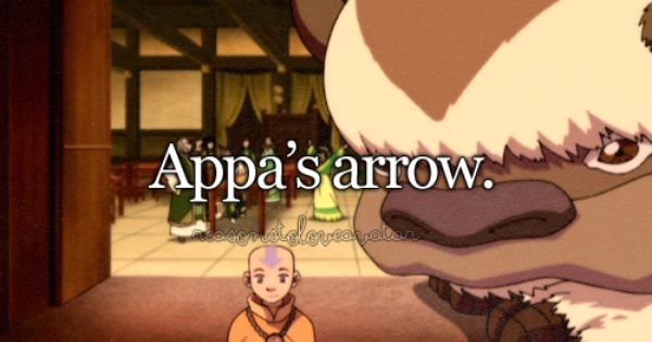 This Gives Me A Better Idea Of How Far To Bring The Arrow Down Maybe Not As Big Though Avatar Aang Avatar Picture Avatar Airbender