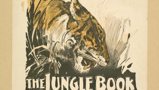 jungle book father's day card