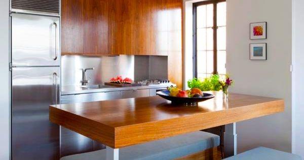 20 id es pour am nager et d corer une petite cuisine - Decorer une cuisine ...