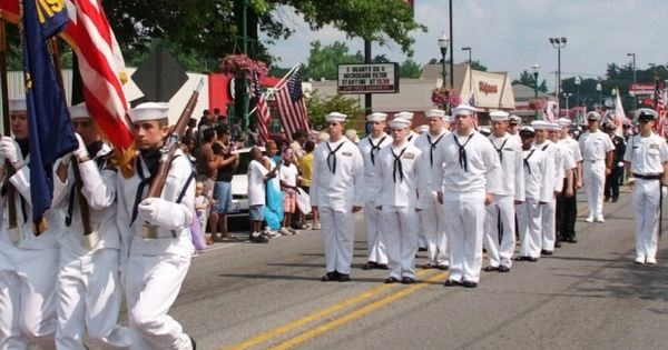 memorial day parade fairport