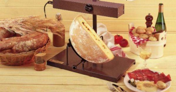 appareil raclette alpage 1 demi meule de fromage 230v investments pinterest. Black Bedroom Furniture Sets. Home Design Ideas