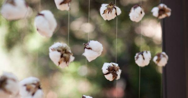 raw cotton wedding | raw cotton curtain