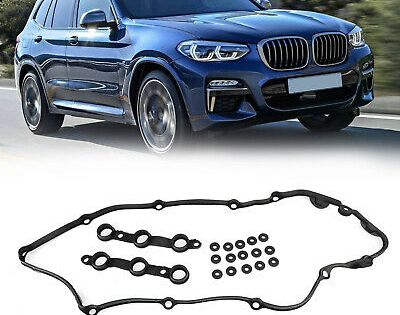 New Set Valve Cover Gaskets 328 528 E70 X5 Series BMW E60 5 528i E93 3 328i X3