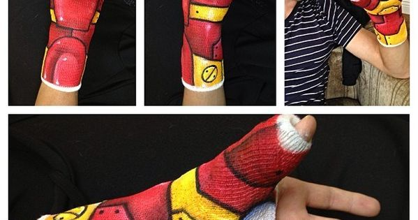 Iron Man Cast | Community Post: 21 Geeky Projects Fit For A