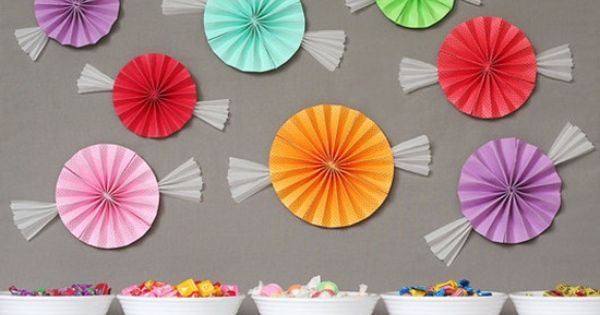 "Candy Themed Party Ideas | Sweet"" Candy Party 