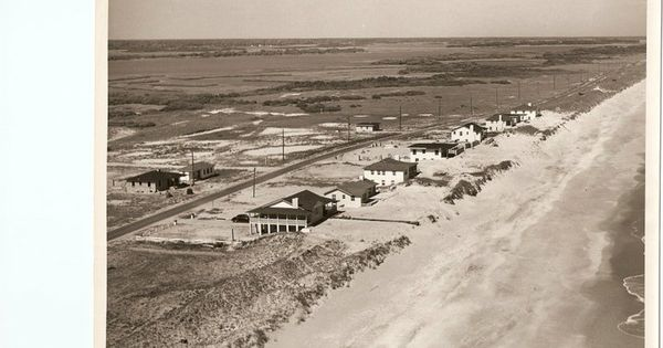 Ocean city neighborhood on topsail island 1953 sands of for Surf city pier fishing report facebook