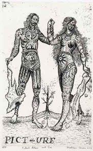 Tattoo History Pictish Warrior Tattoos History Of Tattoos And Tattooing Worldwide Pictish Warrior History Tattoos Warrior Tattoos