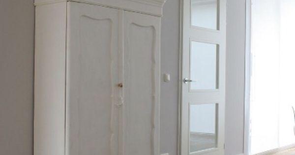 Meidenkast huis pinterest kasten kast en antieke kast - Antieke stijl badkamer kast ...
