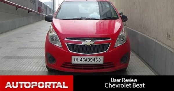 About His Chevrolet Beat And Tells Us Why He Purchased This Car