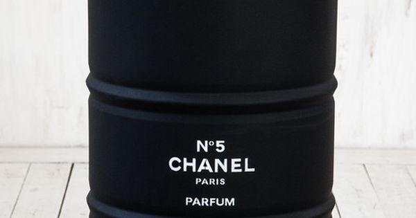 Chanel barrels.