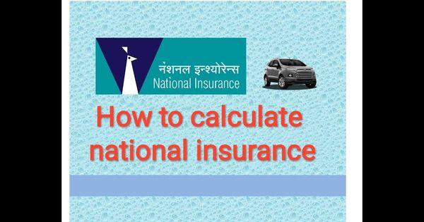 National Insurance Insurance National Insurance Contributions National What Is National Insurance Nat National Insurance National Insurance Number Online Taxes