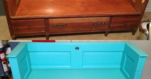 Trash To Treasure Furniture Makeovers From Trash To