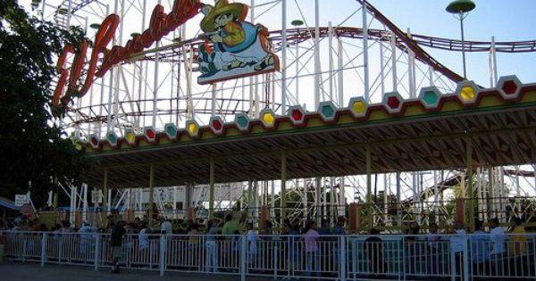 El Bandido Rollercoaster Western Playland El Paso Tx My 1st Roller Coaster With Images Road Trip Across America Amusement Park Texas Adventure