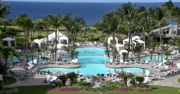 Ritz Carlton Maui Maui Hotels Hawaii Hotels Kapalua Resort