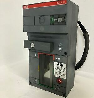 Abb M7 4 Electrical Motor Operator For Type Sace S7 S7h Circuit Breaker 120 Vac Electrical Motor Breakers Vac