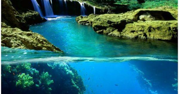 El Nicho Falls (Cuba)