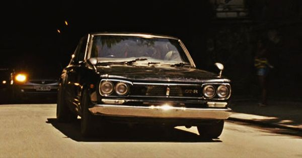 Brian S Nissan Hakosuka Gt R In Fast Five 2011 To See