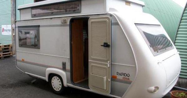 caravane rapido club 38 de l 39 ann e 1997 caravanes. Black Bedroom Furniture Sets. Home Design Ideas