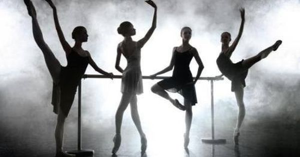 Lighting and atmosphere (ballet pose... look for the
