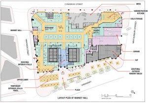 Public Market Floor Plan Public Market Floor Plan Market Floor Plan Public Market Architecture