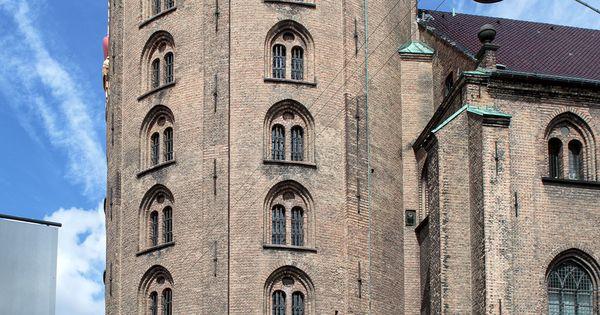 Rundetarn Round Tower Which Has Europe S Oldest Working Observatory Visit Denmark Denmark Copenhagen