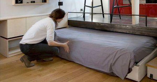 Imagen ideas de decoraci n camas ocultas la mejor - Camas ocultas en muebles ...
