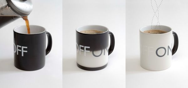 16 Cool Coffee Cup Designs For A Creative Refill Coffee Cup Design Unique Coffee Mugs Modern Mugs