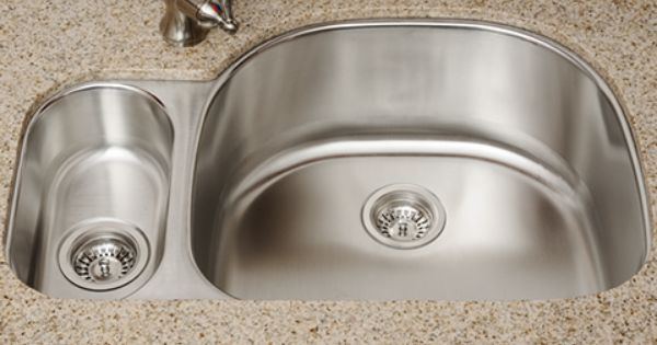 Solera Double Bowl Stainless Steel Sink Sl305 Stainless