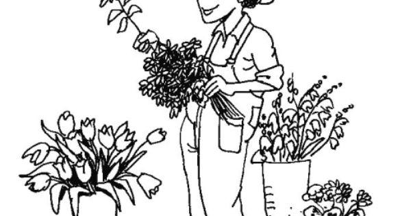lessenpakket bloemen en planten thema tuin