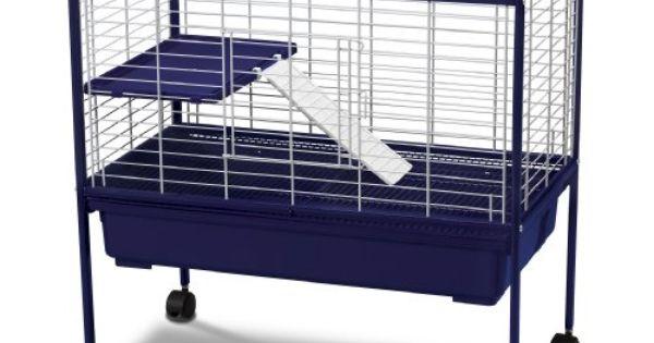 Super pet welcome home rabbit hutch medium for Super pet hutch
