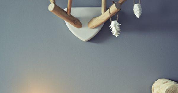 Rowen & Wren - Hand Carved Lime Wood Antlers -possible DIY