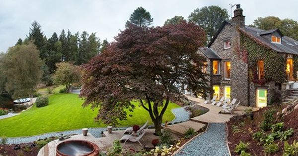 Gilpin Lake House Windermere The English Lake District Tel 015394 88818 Gilpinlodge Co Uk Lake District Hotels Lake House Country House Hotels