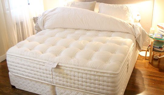 """Review The Kluft Royal Sovereign """"Concerto LS"""" Bed"""