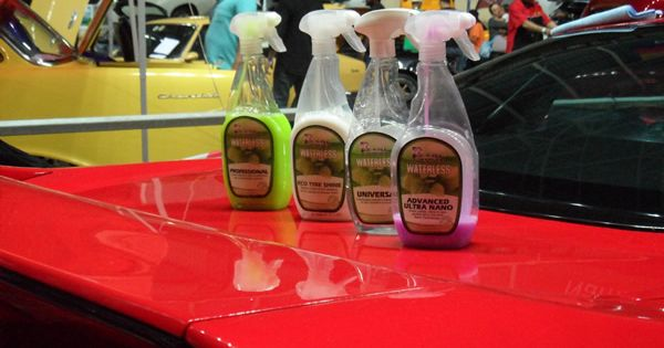 Waterless Car Wash Products Car wash, Pears and The world on Pinterest