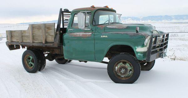 Dodge Power Wagon >> 1957 GMC Napco 4×4 | LockingHub.com | 4X4-4SALE | Pinterest | Cars, Dodge power wagon and ...