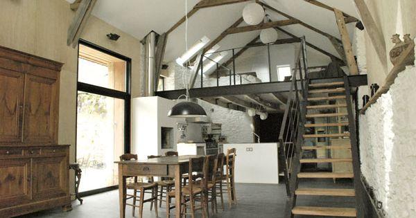 Une maison de campagne devenue maison d 39 architecte for Aventures de maison rennes