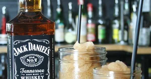 Jack Daniels Slushy: INGREDIENTS: 2 cans of cold Coca-Cola (can also use