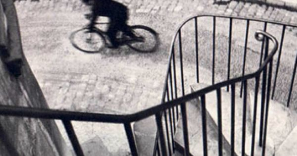 Here is a photo by famous photographer Henri Cartier Bresson, he is