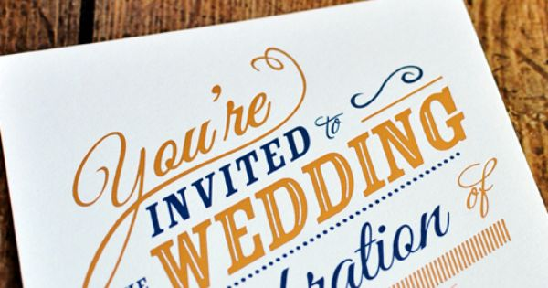 foil stamped wedding invitations from the david tutera wedding