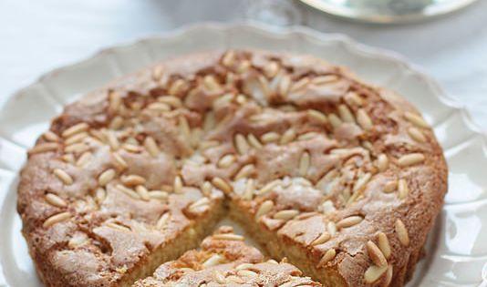 La cucina di famiglia torta di pinoli della zia tilde - La cucina di sara torte ...