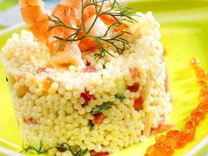 salade de la mer aux perles alpina savoie recettes salade de la mer savoie et
