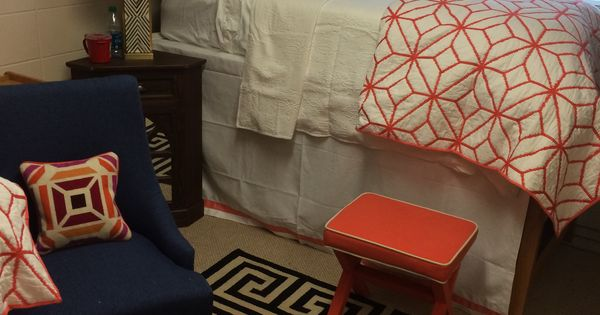 Liz S University Of Alabama Dorm Room At Tutweiler