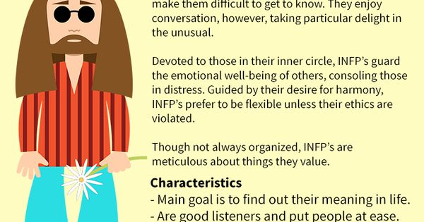 Infp dating tips
