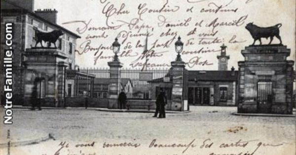 Photos Et Cartes Postales Anciennes De Paris 15e