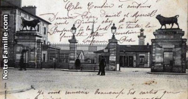 Photos Et Cartes Postales Anciennes De Paris 15e