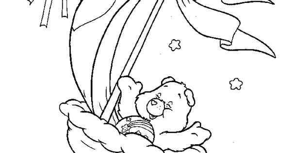 care bears coloring page click the print button on your