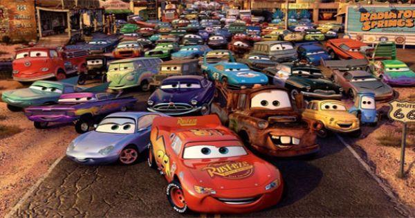 122 Disegni Di Cars 1 E 2 Da Stampare E Colorare Automobili Disney Disegni Disney Pixar